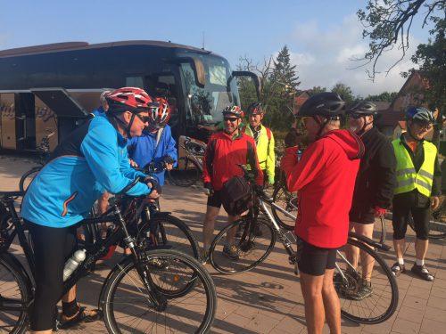 Kolping Radreise durch das Altmühltal