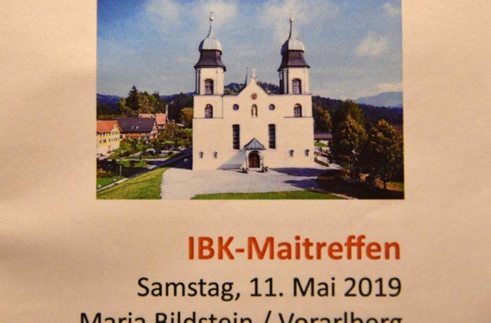 IBK-Maitreffen