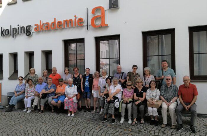 Kolping Bregenz auf Exkursion