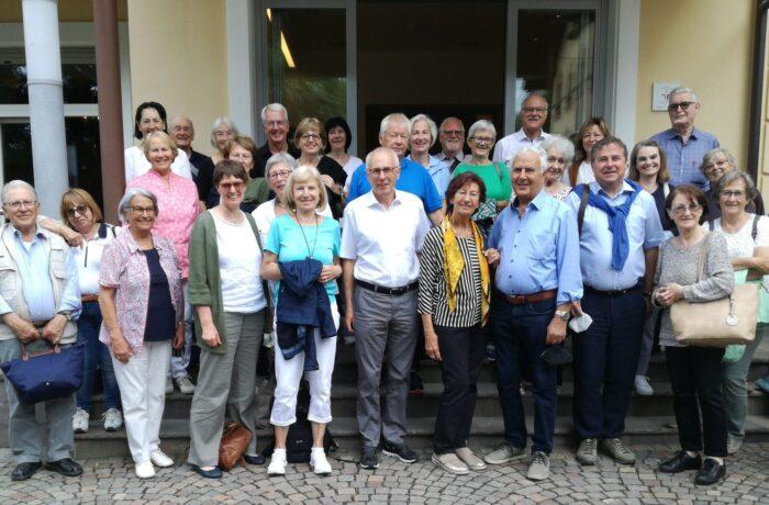 Kolping Bregenz Exkursion ins schöne Südtirol